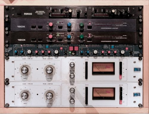 Using Parallel Compression Creatively