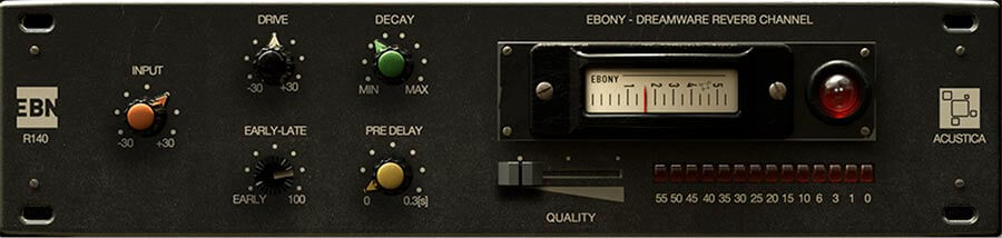 Ebony Reverb Channel
