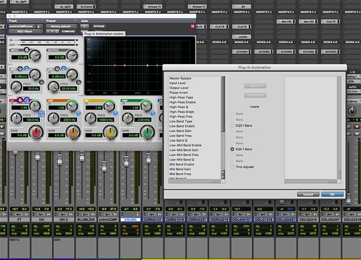 Mix Automation