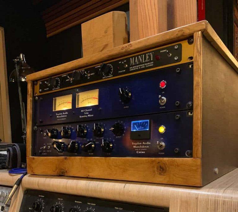 Tegeler Audio TSM