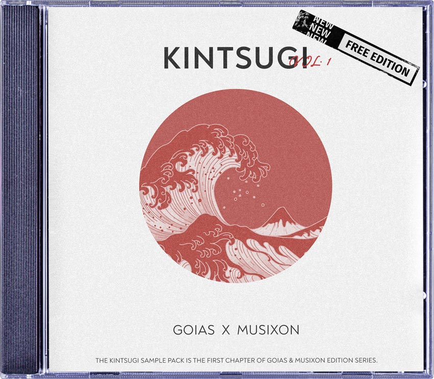Kintsugi Sample Pack