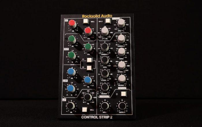 Rocksolid Audio Control Strip 2